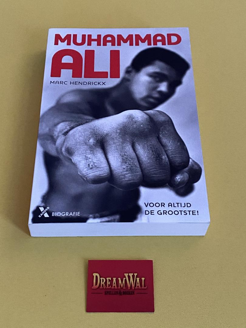 Muhammad Ali / voor altijd de grootste!