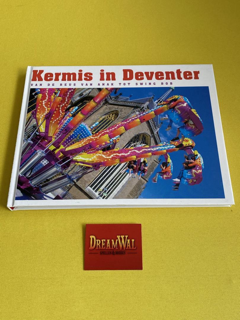 Kermis in Deventer.