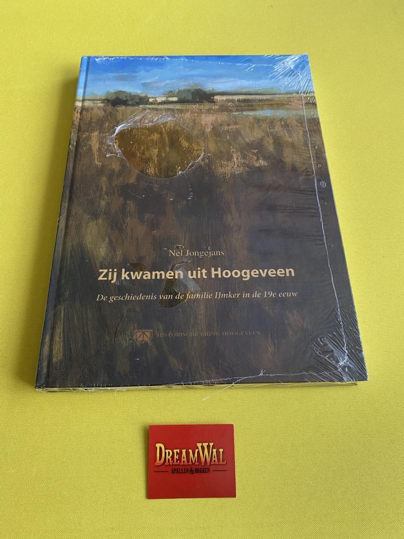 Zij kwamen uit Hoogeveen De Geschiedenis van fam IJmker in de 19 eeuw