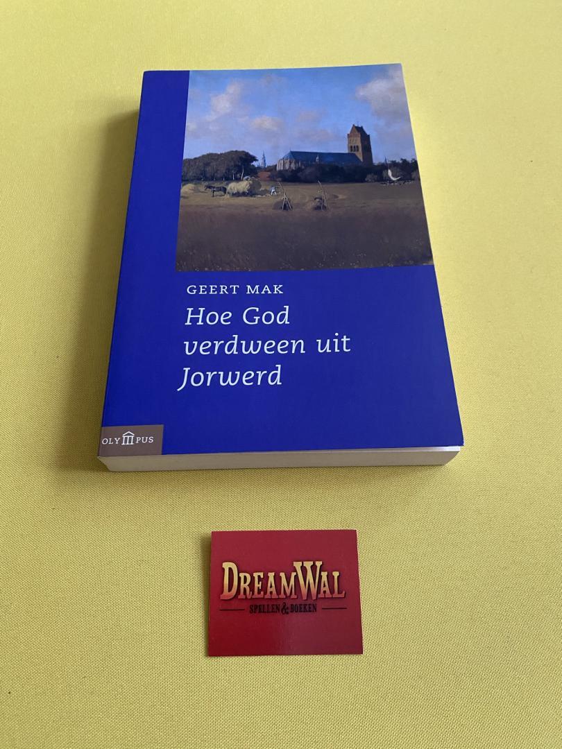 Hoe God verdween uit Jorwerd