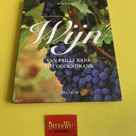 Wijn / van prille rank tot goddelijke drank
