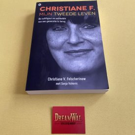 Christiane F. / mijn tweede leven; de cultfiguur en antiheldin van een generatie is terug